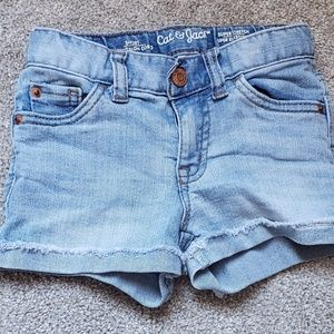 Toddler 3T Cat & Jack Denim Shorts